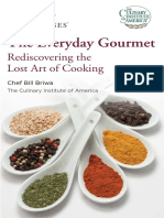 Everyday Gourmet - Rediscovering the Lost Art of Cooking.pdf