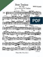 Fillmore - Bones Trombone (Solo Alto Sax)