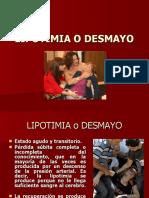 Lipotimia y Convulsiones