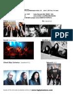 Metal Bulletin Zine 122