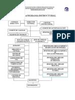 Organigrama Estructural Iespp Mfgb