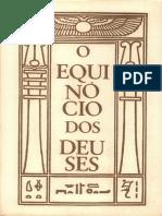 161130044 o Equinocio Dos Deuses Aleister Crowley