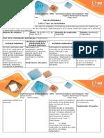 Guía de Actividades y Rúbrica de Evaluación - Evaluación Final Fase 4 – Elasticidades.