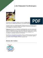 10 Ejercicios de Gimnasia Cerebral para Niños.doc