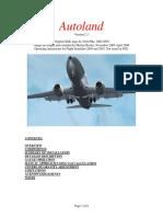 Autoland Manual v21