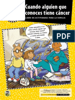 Arthur Cancer Spanish