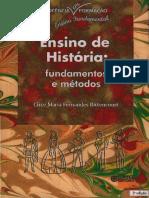 BITTENCOURT Circe Ensino de Historia Fundamentos e Metodos