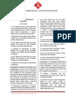 Curso Resolução de Questões TJSP - Direito Constitucional