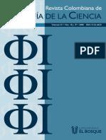 Revista Colombiana Filosofia Ciencia v9 n18-19