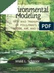 Environmental Modeling_Jerald L Schnoor_Chapter 01