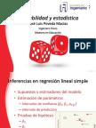 7 - 2 Inferencias en Regresión Lineal