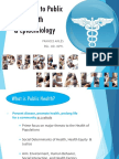 1  Basic Epidemiological Concepts and Principles.ppsx