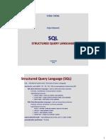 SQL seminarski
