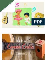 Dibujos Cancion Criolla