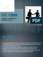 BX CBM