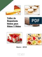 Recetas Maria Recetario 2015