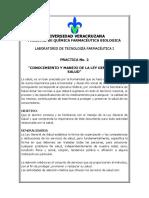 Práctica LEY GRAL DE SALUD