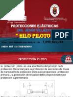 Exposicion de Protecciones Hilo Piloto Ing Velazco