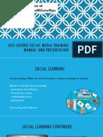 team a self-guided social media training manual and presentation  9