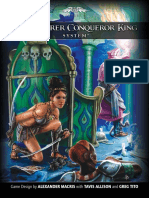 Adventurer Conquerer King System (ACKS)