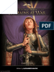 Adventurer Conqueror King System (ACKS) Domains at War - Campaigns