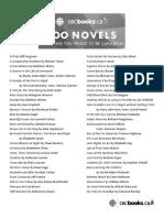 Cbc Books 100