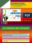 10-tecnicadelfichaje-140112001844-phpapp01.pptx