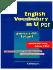 English Vocabulary in Use - Upper-Intermediate & Advanced.pdf
