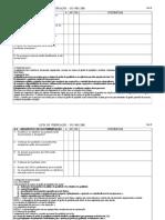 Lista de Verifica--o ISO9001 2000 Auditoria Interna