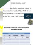 Lista Exercicios Trabalho Faculdade Pitagoras