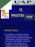 Clase 10. Metabolismo Proteinas