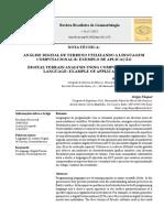 MACÊDO, R. J. a. ; FLOQUET, S. Análise Digital de Terreno Utilizando a Linguagem Computacional R, Exemplo de Aplicação