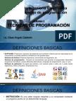 02 Tecnicas de Programacion