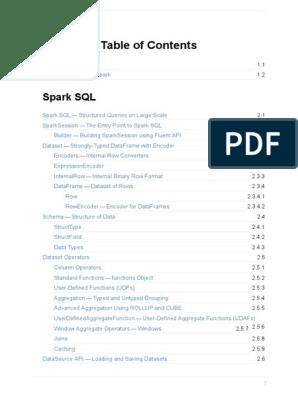 Mastering Apache Spark | Apache Spark | Apache Hadoop