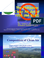 Clean Air Act- LGU Quezon, Bukidnon Presentation.ppt