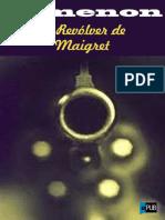 El Revolver de Maigret - Georges Simenon