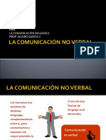 La Comunicacion No Verbal Kinesica