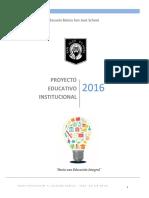 ProyectoEducativo San Jose School