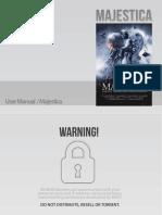 8DIO Majestica User Manual