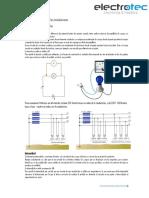 Manual Electrotec - automatización electromecánica - CadeSimu