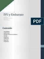 IVU y Embarazo - Daniel Cardozo.pptx