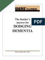 118923642 Dodging Dementia Alzheimer