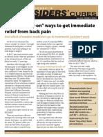 Insider Cures June2013