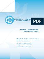 Diplomado Salud Mental y APS. Modulo1