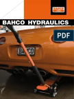 Bahco Hydraulics English