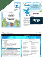Buku Program Majlis Pelancaran Pengerak Frog Vle 2017