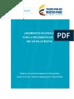 Lineamientos Estrategia Rehabilitacion Comunitaria