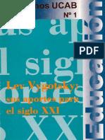 Lev Vygotsky- sus aportes para el siglo XXI.pdf