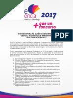 ViveconCiencia 2017Convocatoria.pdf