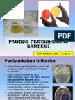 6 Faktor Pertumbuhan Bakteri